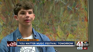 Music festival focuses on mental health awareness and suicide prevention
