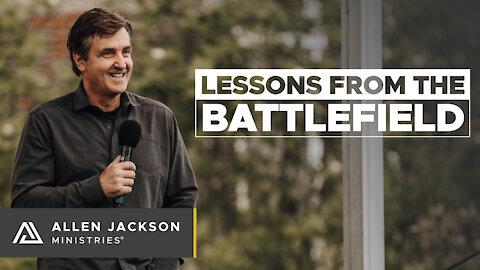Lessons from the Battleifeld