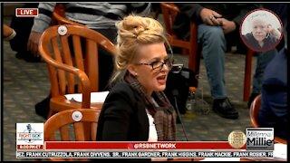 'Sassy' Dominion IT Whistleblower Melissa Carone Has Secret Video Evidence !