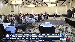 Children's Health Month kicks off in Hunt Valley