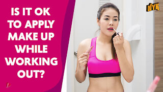 Top 3 Things You Should Avoid Doing While Wearing Make-up