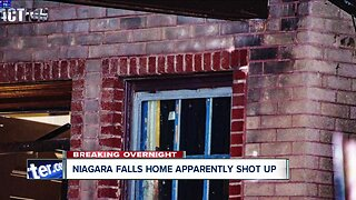 Niagara Falls police investigating possible shooting on Whitney Avenue