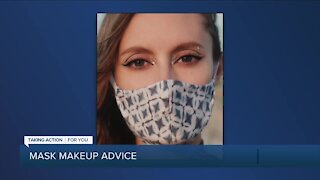 Makeup advice with masks from 6 Salon