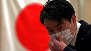 Japan Straddles The Line Of A State Of Emergency