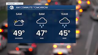 7 First Alert Forecast 5 p.m. Update, Thursday, May 27