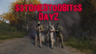 Another Dayz Vehicle Moment