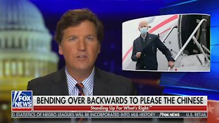 Tucker Carlson DESTROYS the Liberal Media's Refusal to Stand Up to China