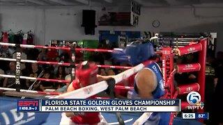 Florida State Golden Gloves Championship