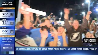 Tampa prepares for more Stanley Cup celebrations