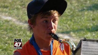 Former Grand Ledge band student speaks out