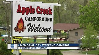Campgrounds open with some limitations