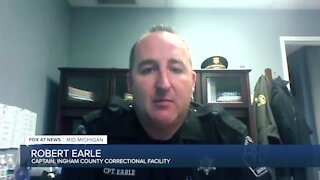 Ingham County Jail officers save inmate's life through CPR