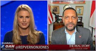 The Real Story - OAN Exposing the Georgia Rinos with Vernon Jones