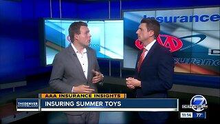 AAA- Insuring Summer Toys