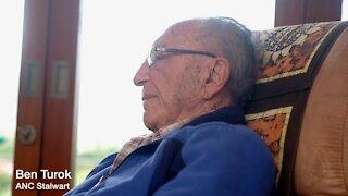SOUTH AFRICA - Noordhoek - Conversations with Ben Turok (Video) (HhU)