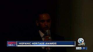 Hispanic Heritage Awards 9/19