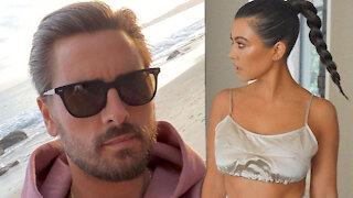 Kourtney Kardashian REACTS To PREGNANT With Baby #4 With Scott Disick Theory!