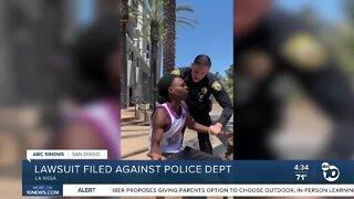 Lawsuit filed against police dept