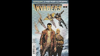 Invaders -- Issue 4 (2019, Marvel Comics) Review