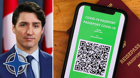 Trudeau says vaccine passports are provincial responsibility