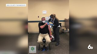 Ada County Paramedics Opens COVID-19 Vaccine Clinic