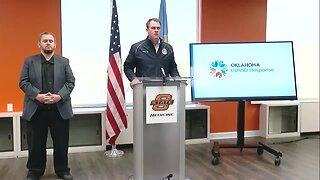 Gov. Stitt, Governor's Solution Task Force provide Coronavirus Update on State's Response