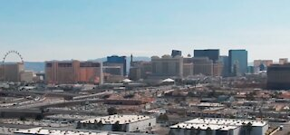 Is Las Vegas making a pandemic comeback?