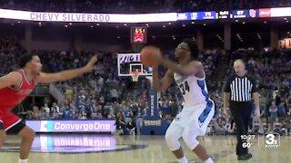 CU Hoops To Play Utah in Season Opener in Sioux Falls