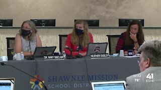 Shawnee Mission School District to require masks for elementary-school students