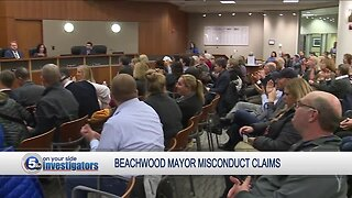 Beachwood's mayor apologizes, but denies allegations of misconduct during special meeting