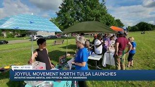 Joyful Movement North Tulsa launches mental health initiative in North Tulsa