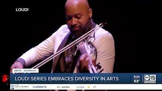 LOUD! series celebrates diversity in arts