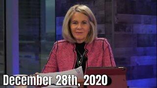 Election Status; Dr. Simone Gold; Pence's Power; Nashville 12.28.20