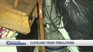 Cleveland residents upset with growing number of trash tickets issued by city