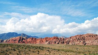Red Rock Canyon Campground reopened