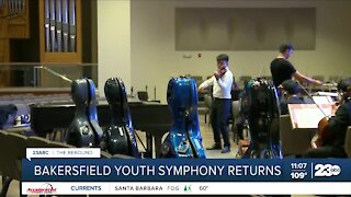 Bakersfield Youth Symphony Orchestra Returns