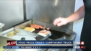 Food Truck Friday: Currywurst Truck