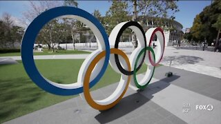 Pfizer donating vaccines to Olympians