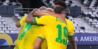 Brasil derrotó 1-0 a Perú y se clasificó a la final de la Copa América