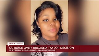 Outrage over Breonna Taylor decision