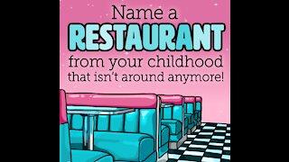 Restaurant that isn't around anymore [GMG Originals]