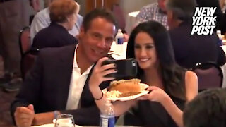 Cuomo accused of pressuring female reporter to 'eat the whole sausage' in 'creepy' video