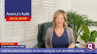 MARICOPA COUNTY OFFICIALS STAGE POLITICAL CIRCUS AND DEMAND END TO AMERICAS AUDIT ATTACk