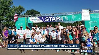 Jodi's Race for Awareness raises funds for the Colorado Ovarian Cancer Alliance