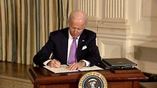 For President Biden, It's Not the 'China Virus'