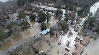 Heavy Rain In Mississippi Causes Flooding, Forces Evacuations