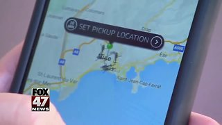 Uber launches rider safety program