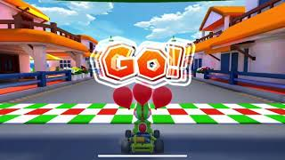 Mario Kart Tour - Clearing Wario Cup Steer Clear of Obstacles Challenge (Mario vs. Luigi Tour)
