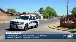 Phoenix Police Department to expedite videos