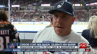 Condors home-opener at Mechanics Bank Arena